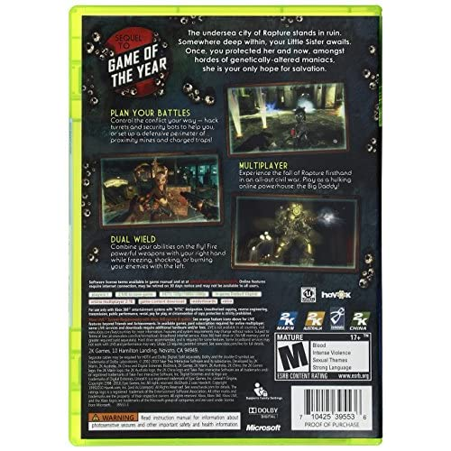 Image 2 of Bioshock 2 For Xbox 360