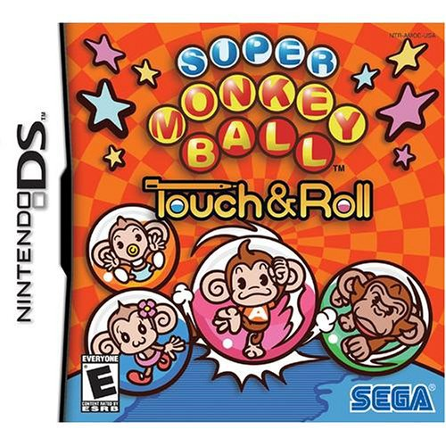 Image 0 of Super Monkey Ball Touch And Roll For Nintendo DS DSi 3DS 2DS