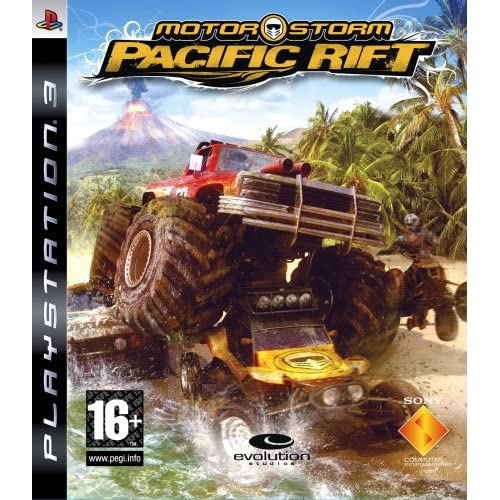 Image 0 of Motorstorm: Pacific Rift For PlayStation 3 PS3 Racing