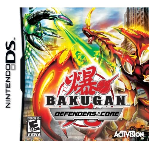 Image 0 of Bakugan Battle Brawlers: Defenders Of The Core For Nintendo DS DSi 3DS 2DS