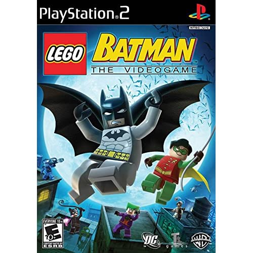 Image 0 of Lego Batman For PlayStation 2 PS2