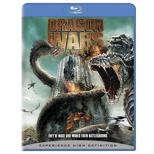 Image 0 of Dragon Wars D-War Blu-Ray On Blu-Ray With Jason Behr