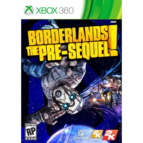 Image 0 of Borderlands: The Pre-Sequel For Xbox 360 Shooter