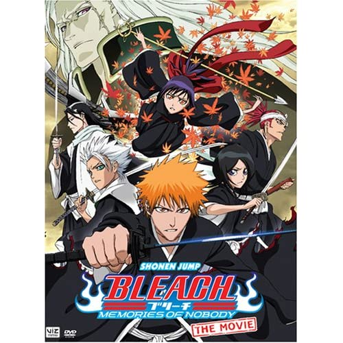 Image 0 of Bleach The Movie: Memories Of Nobody On DVD With Johnny Yong Bosch Anime