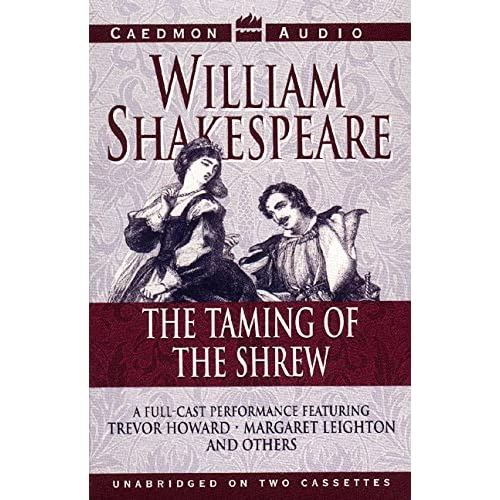 Image 0 of Taming Of The Shrew By William Shakespeare On Audio Cassette