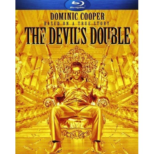 Image 0 of The Devil's Double Blu-Ray On Blu-Ray With Dominic Cooper