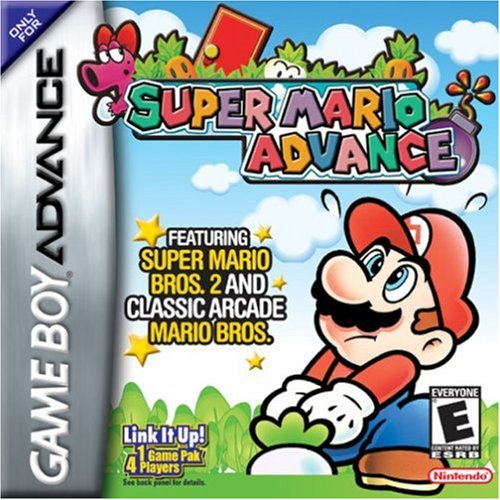 Image 0 of Super Mario Advance For GBA Gameboy Advance Arcade