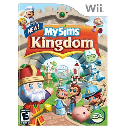 Image 0 of Mysims Kingdom For Wii