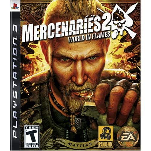 Image 0 of Mercenaries 2: World In Flames For PlayStation 3 PS3 Shooter