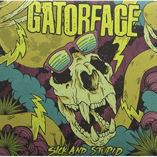 Image 0 of Sick & Stupid On Vinyl Record By Gatorface