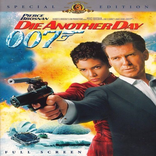 Image 0 of Die Another Day Special Edition On DVD With Pierce Brosnan