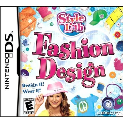 Image 0 of Style Lab: Fashion Design For Nintendo DS DSi 3DS 2DS