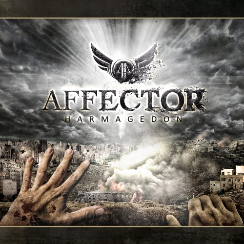Image 0 of Harmagedon By Affector On Audio CD Album 2012