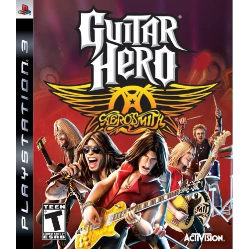 Image 0 of Guitar Hero Aerosmith Game Only For PlayStation 3 PS3 Music