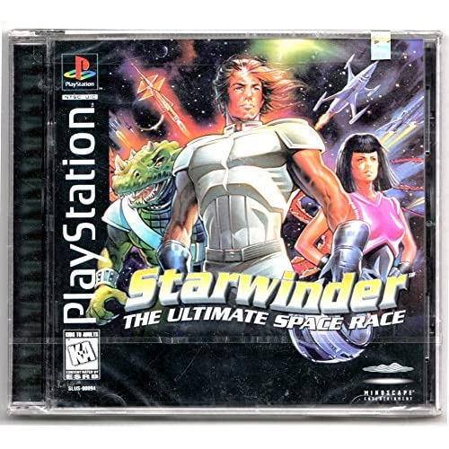 Image 0 of Starwinder For PlayStation 1 PS1