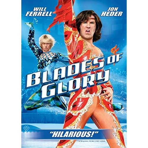Image 0 of Blades Of Glory On DVD With Craig T Nelson Comedy