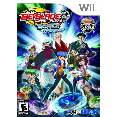 Image 0 of Beyblade: Metal Fusion Battle Fortress For Wii And Wii U