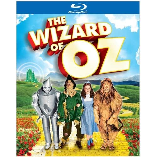 Image 0 of The Wizard Of Oz Blu-Ray On Blu-Ray With Judy Garland