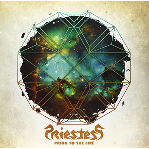 Prior To The Fire Vinyl By Priestess On Vinyl Record LP