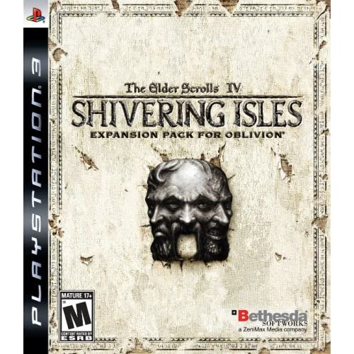 Image 0 of The Elder Scrolls IV: Shivering Isles For PlayStation 3 PS3 RPG