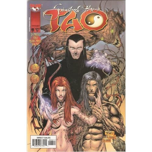 Spirit Of The Tao #6 Vol 1 December 1998 Comic Book