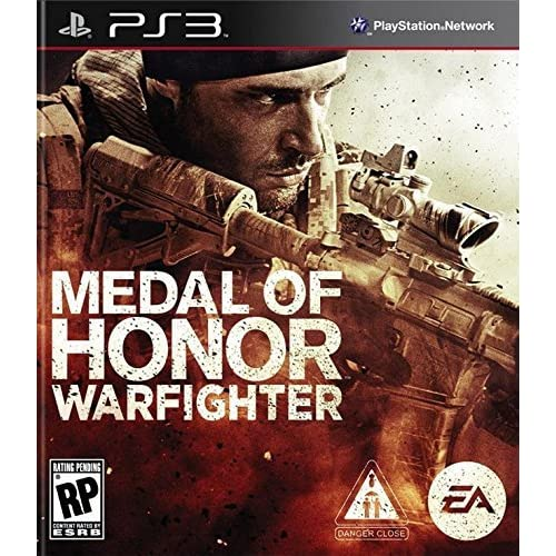 Medal Of Honor: Warfighter PS3 For PlayStation 3