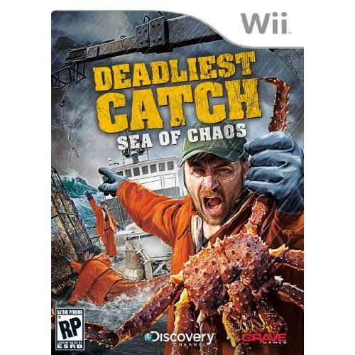 Image 0 of Deadliest Catch: Sea Of Chaos For Wii And Wii U
