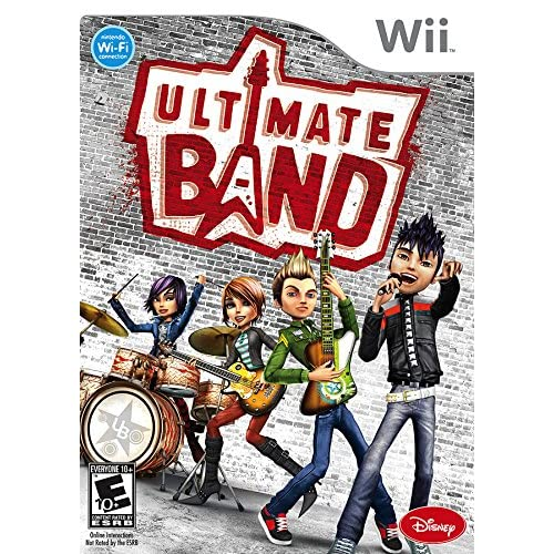 Image 0 of Ultimate Band For Wii Disney