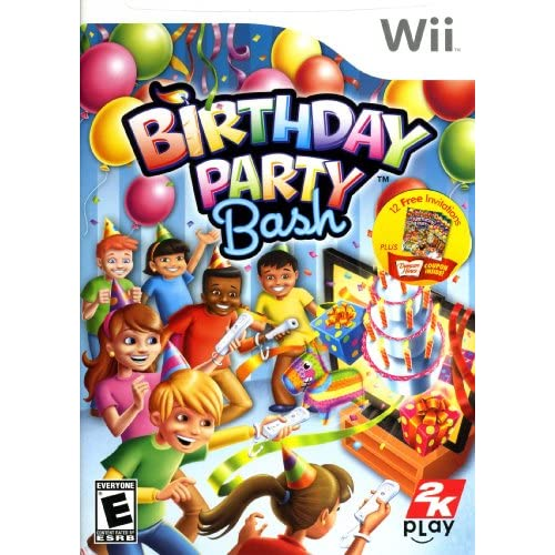 Image 0 of Birthday Party Bash Party For Wii And Wii U