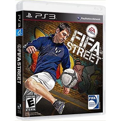 FIFA Street For PlayStation 3 PS3 Soccer