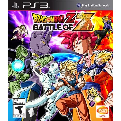 Image 0 of Dragon Ball Z: Battle Of Z For PlayStation 3 PS3 Fighting