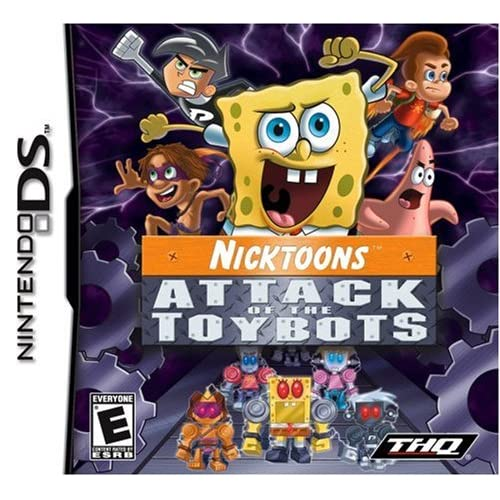 Image 0 of Nicktoons Attack Of The Toybots For Nintendo DS DSi 3DS 2DS