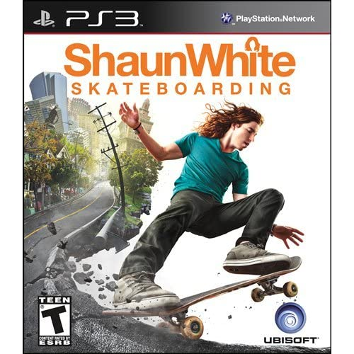 Image 0 of Shaun White Skateboarding For PlayStation 3 PS3