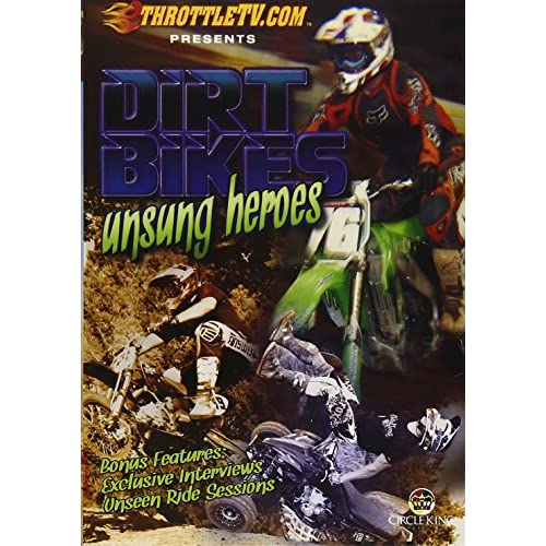 Image 0 of Dirt Bikes Unsung Heroes On DVD