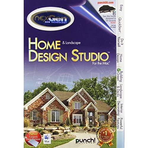 Punch home design studio v2 software for Punch home design