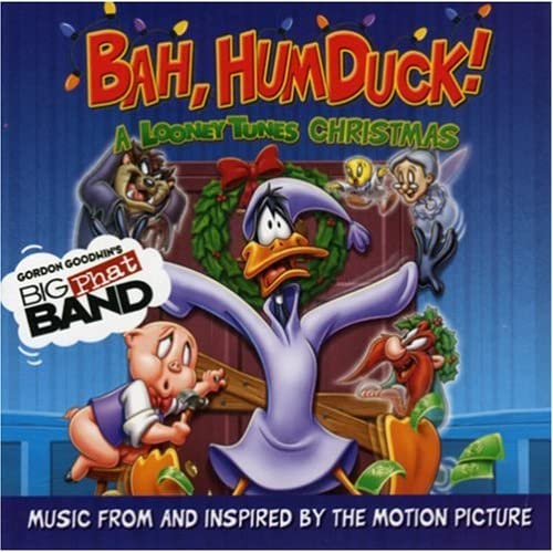 Image 0 of Bah Humduck! A Looney Tunes Christmas Original Movie Soundtrack On DVD With Gord