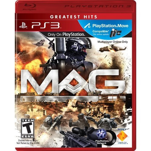 Mag Online Only For PlayStation 3 Action
