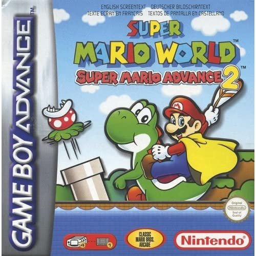 Image 0 of Super Mario World: Super Mario Advance 2 For GBA Gameboy Advance