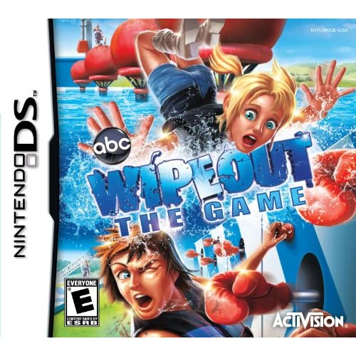 Image 0 of Wipeout: The Game For Nintendo DS DSi 3DS 2DS