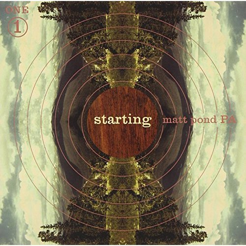 Image 0 of Starting By Matt Pond Pa On Vinyl Record