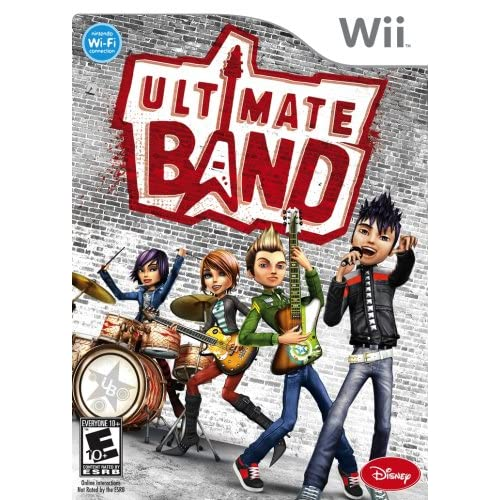 Image 0 of Ultimate Band For Wii Disney And Wii U