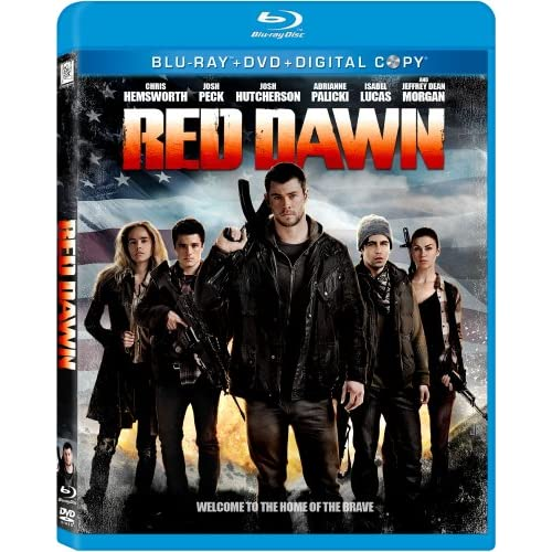 Image 0 of Red Dawn Blu-Ray/dvd Combo On Blu-Ray With Chris Hemsworth