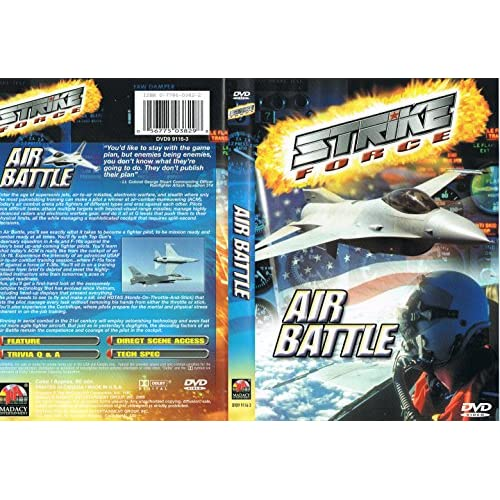 Image 0 of Air Battle On DVD