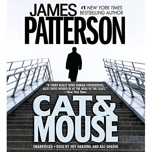 Cat And Mouse Alex Cross By Patterson James Heald Anthony Reader David