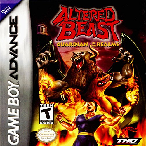 Altered Beast For GBA Gameboy Advance