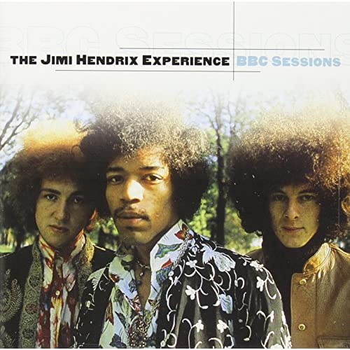 Image 0 of BBC Sessions By Jimi Hendrix On Audio CD Album 2014