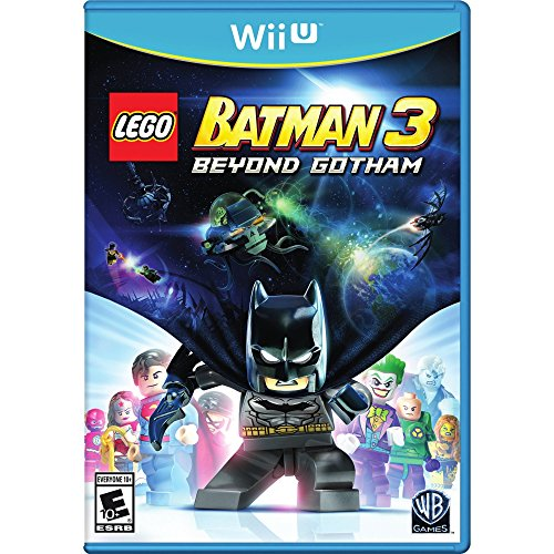 Lego Batman 3: Beyond Gotham For Wii U