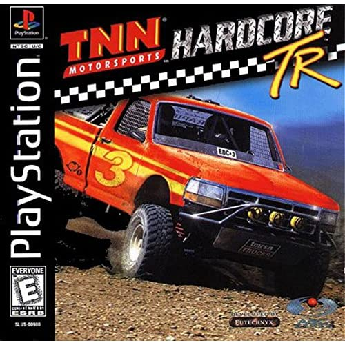 Image 0 of TNN Motorsports Hardcore Tr For PlayStation 1 PS1