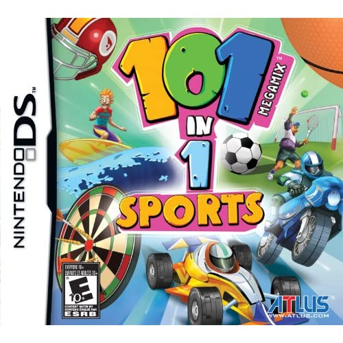 101 In 1 Sports For Nintendo DS DSi 3DS 2DS