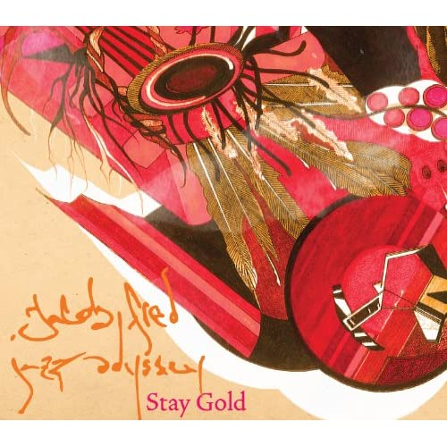 Image 0 of Stay Gold On Vinyl Record By Jacob Fred Jazz Odyssey